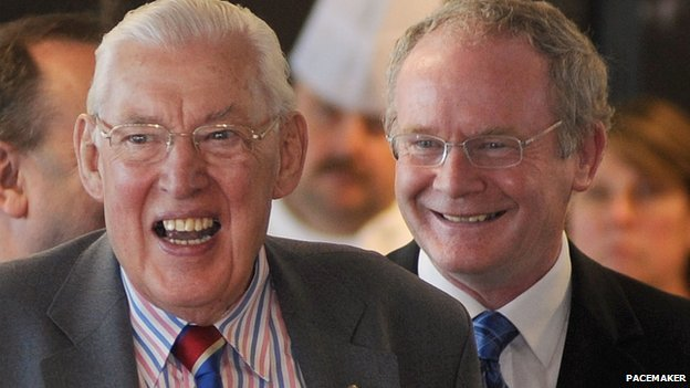 Former Democratic Unionist Party leader Ian Paisley, 88, has died,