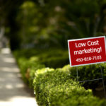 Five Reasons To Advertise Using Lawn Signs