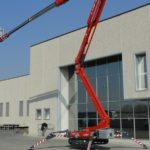 5 Tips For The Best Spider Lift Hire