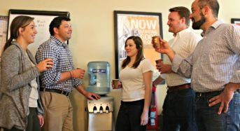 Do You Have Your Water Delivered To Your Office?