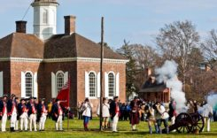 Touring Colonial Williamsburg