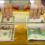 Euro Touches One-Year Low Versus Dollar; Swedish Krona Slumps